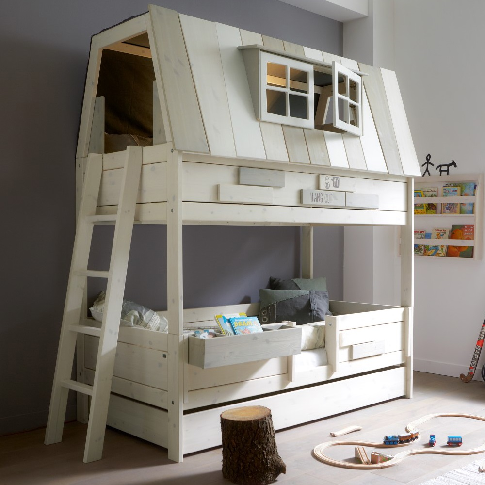 Next Childrens Bedrooms Kids Bunkbed Treehouse Hangout Bed Lifetime Furniture Cuckooland