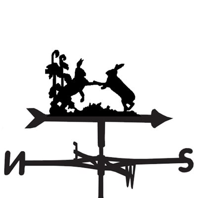 Weathervane in Hare Design