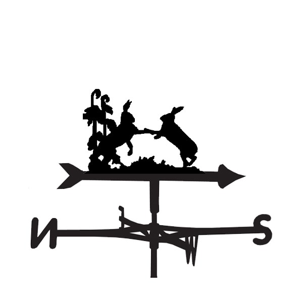 Weathervanes in Hare Design