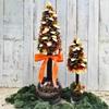 Personalised Haribo Christmas Sweet Tree