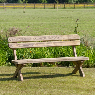 Awesome Blakemere Garden Bench Squirreltailoven Fun Painted Chair Ideas Images Squirreltailovenorg