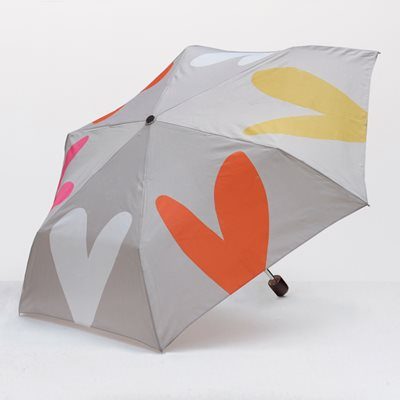 CAROLINE GARDNER UMBRELLA in Hearts