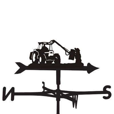 WEATHERVANE in Hedge Cutting Design