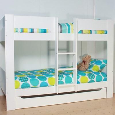FLEXA KIDS HEIDI BUNK BED In White