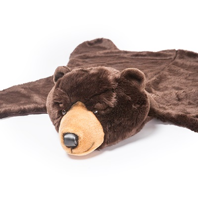 Kids Plush Henry Bear Rug