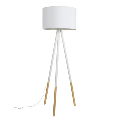 ZUIVER HIGHLAND FLOOR LAMP in White