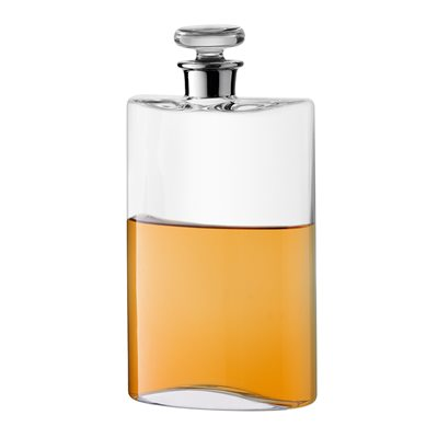 LSA HIP FLASK DECANTER