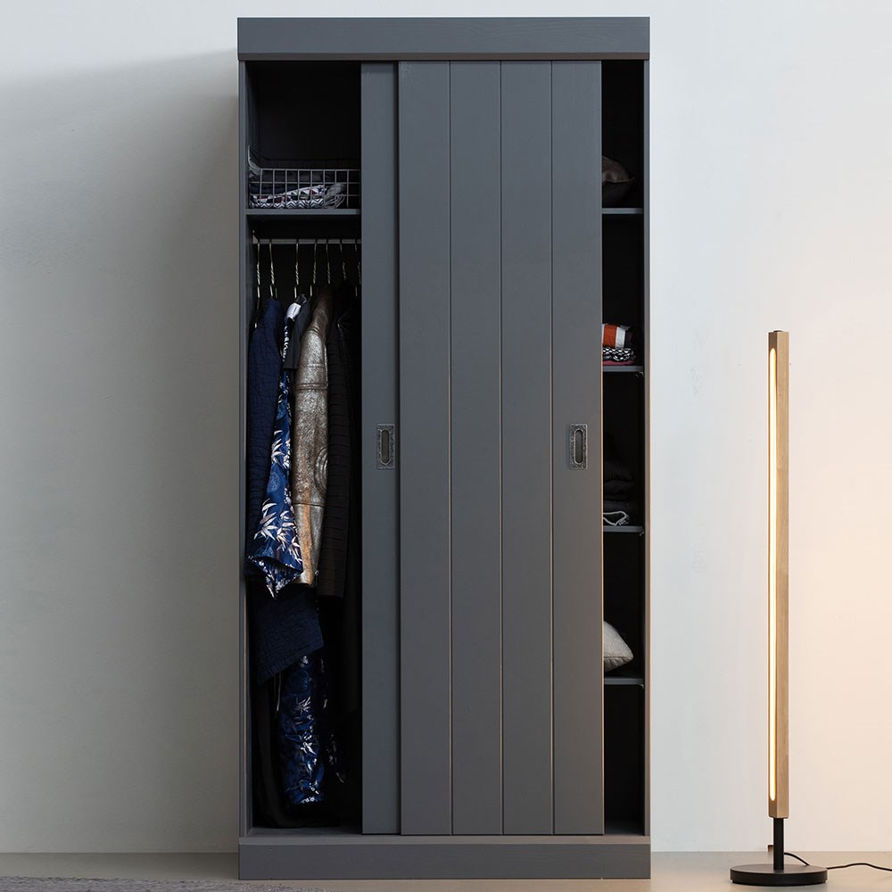 Hit Wardrobe with Sliding Doors by Woood