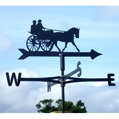 WEATHERVANE in Horse & Carriage Design