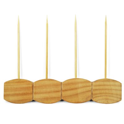 WELL DONE HOT DOG POPS Pack of 5