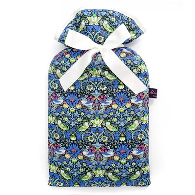 Strawberry Thief Liberty Hot Water Bottle