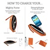 Simple to Follow Mighty Purse Phone Charging Instructions