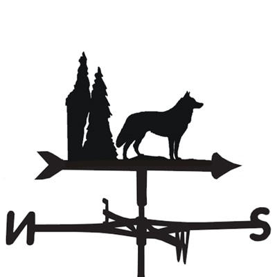 WEATHERVANE in Husky Design