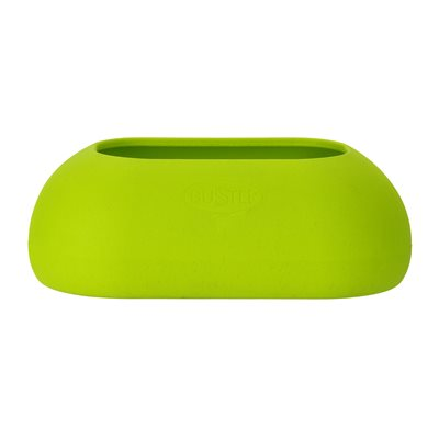 BUSTER INCREDIBOWL Dog Bowl for Long Eared Dogs - Lime Green