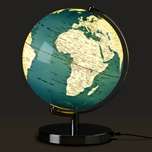 Illuminated-French-Blue-Globe-from-Wild-and-Wolf.jpg