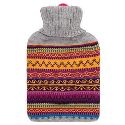 AROMA HOME SCENTED INDIAN HOT WATER BOTTLE