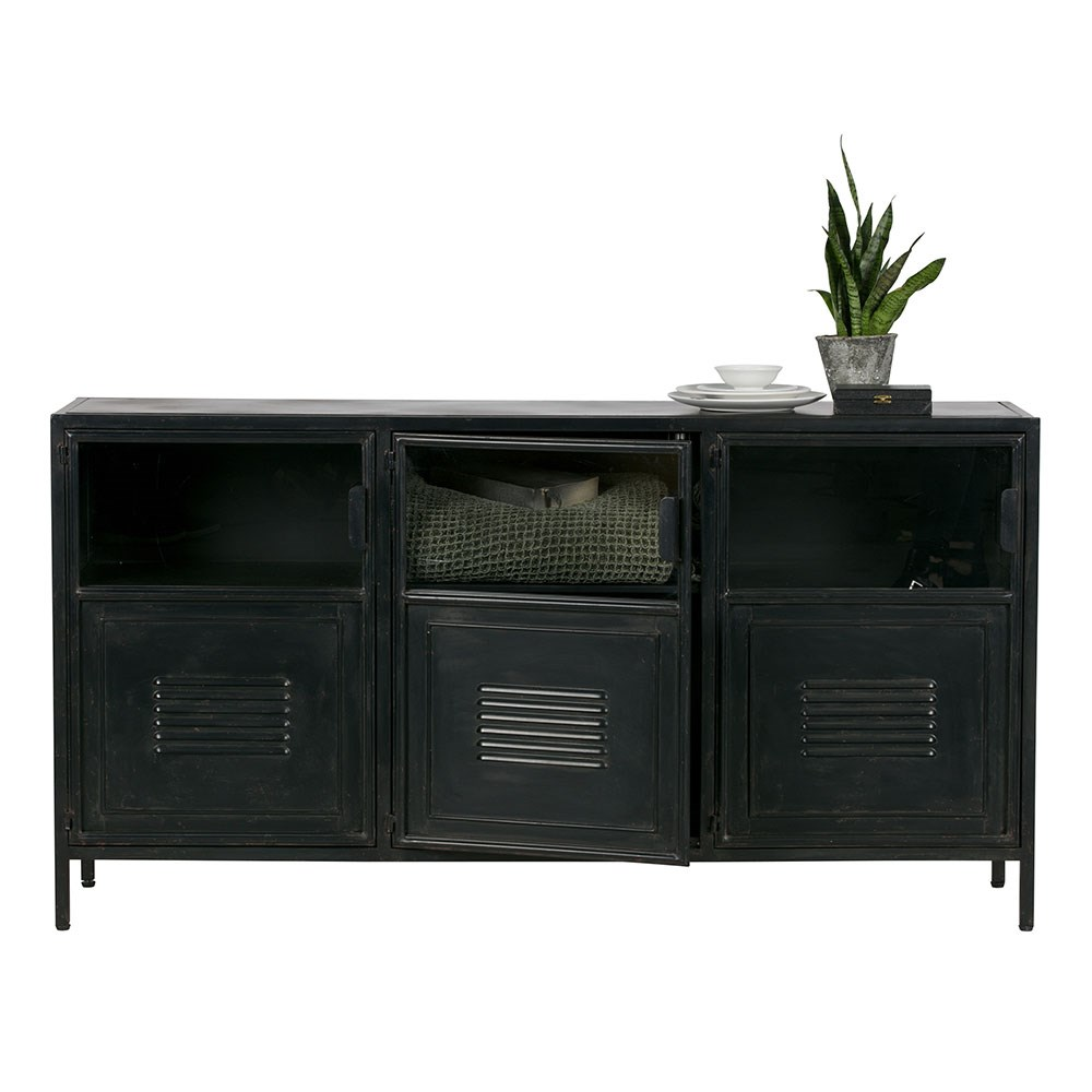 Ronja Industrial Metal Sideboard By Woood Woood Cuckooland