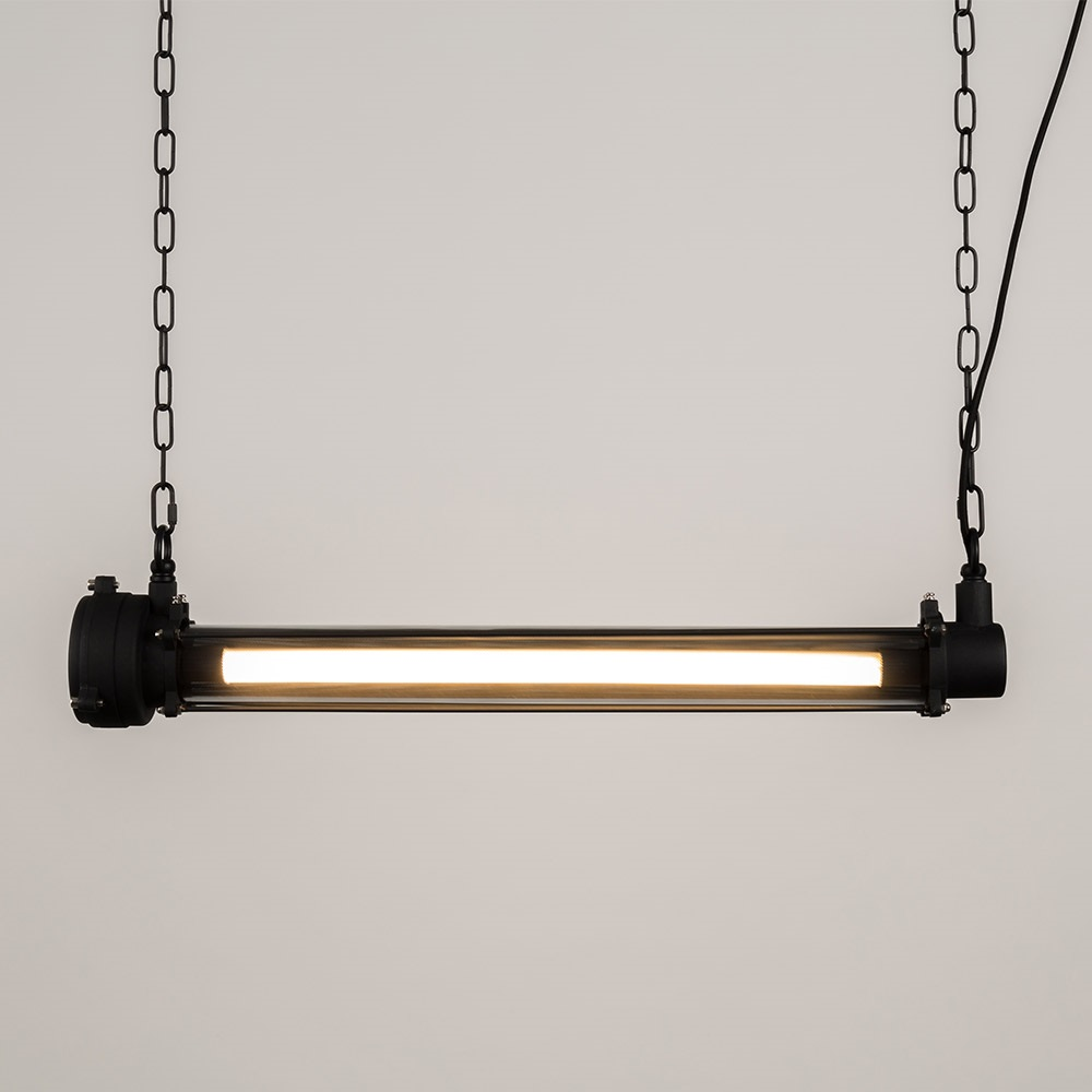 Industrial Lighting Brands: Zuiver Industrial Prime Pendant Light In Black