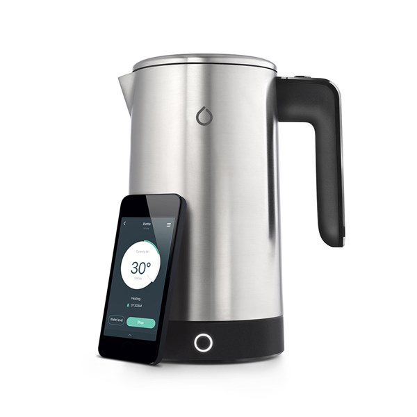 Wifi Connected Kettle from Smarter