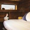 Childrens Cabin Bed in Camper Van Style