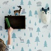 Designer childrens wallpaper