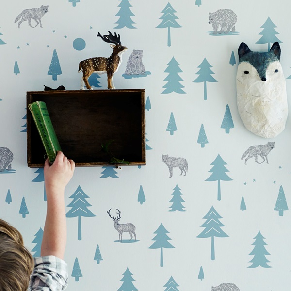 Into-the-Wild-kids-wallpaperGrey-Storm-Green-2.jpg