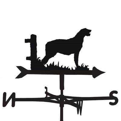 WEATHERVANE in Irish Wolfhound Design
