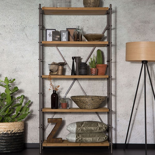 Dutchbone Iron Shelf