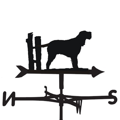 WEATHERVANE in Italian Spinone Design