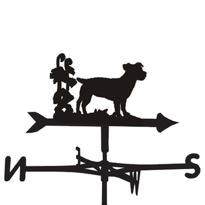 WEATHERVANE in Jack Russell Design