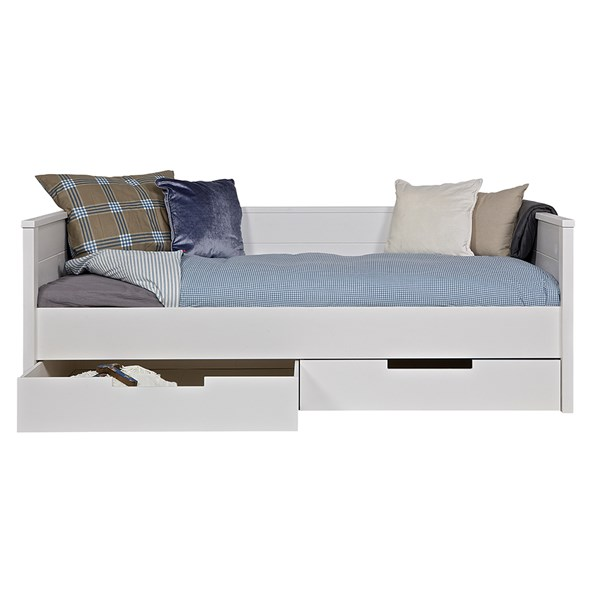 Jade Day Bed with Optional Storage Drawers