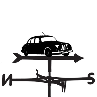 WEATHERVANE in Jaguar Car Design
