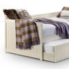 Childrens Day Bed with Single Bed Pull Out
