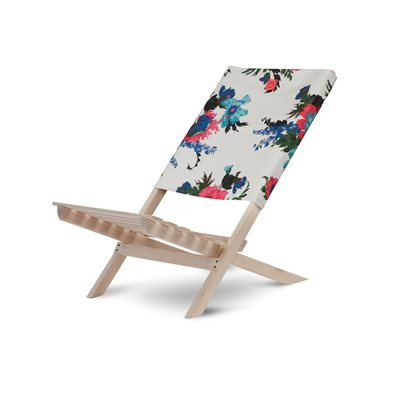 JOULES FESTIVAL CHAIR in Creme & Floral