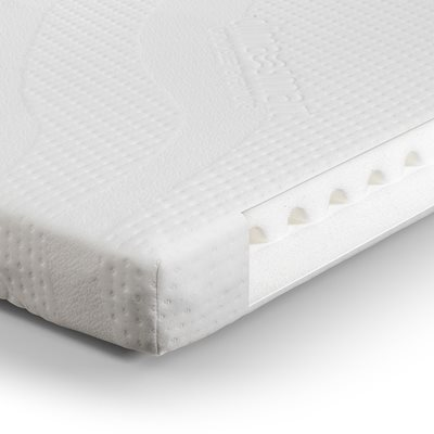 CLIMASMART FOAM COTBED MATTRESS 140 x 70 x 10