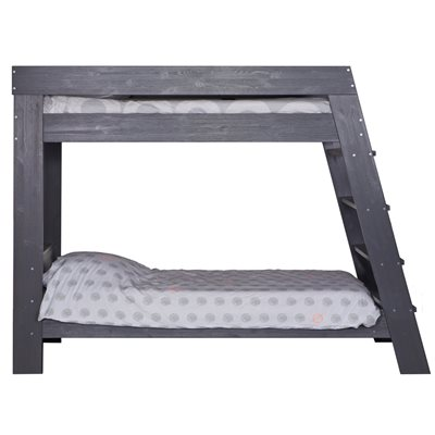 JULIEN KIDS BUNK BED in Brushed Grey Pine