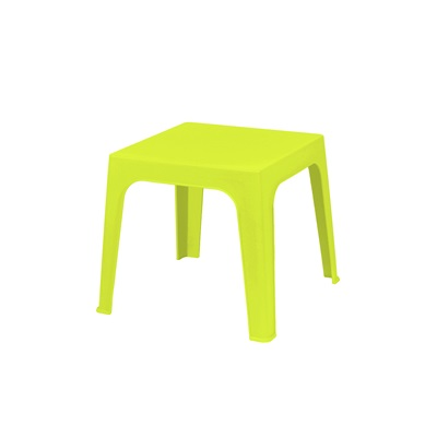 CHILDREN'S JULIETA TABLE in Lime Green