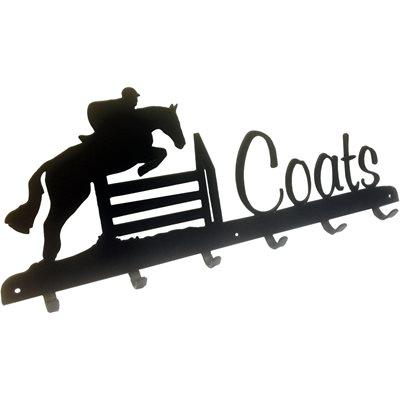 COAT RACK for 6 Coat Hooks