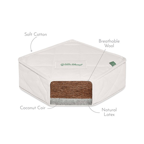 Kids Natural Mattress