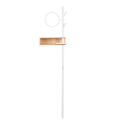 ZUIVER KANDY COAT STAND WITH MIRROR