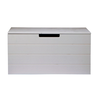 Contemporary Storage Box in Grey by Woood