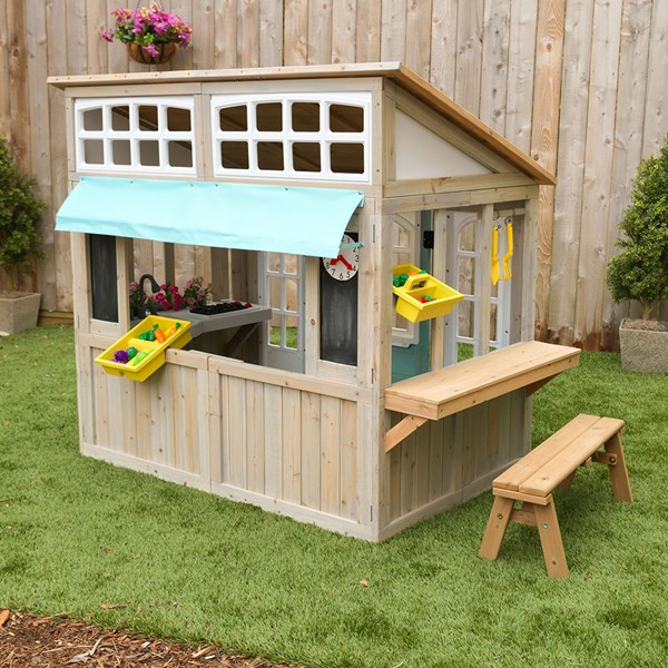 Kidkraft Meadowlane Market Outdoor Playhouse