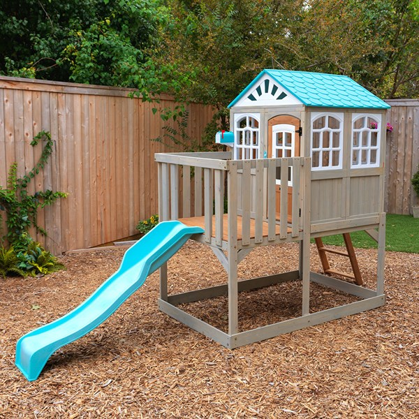 Kidkraft Highline Retreat Wooden Playset