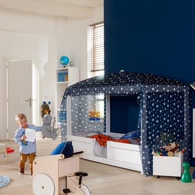 ... Kids-4-In-1-Low-Single-Bed-With- ... & 4 in 1 Combination Boys Bed - Lifetime Kids Beds | Cuckooland