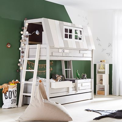 ADVENTURE KIDS BUNK BED HANGOUT for Boys