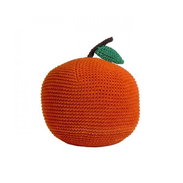 Unique Apple Fruit Pouffe for Children