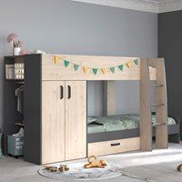 Parisot Stim 2 Kids Bunk Bed