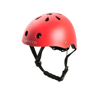 Banwood Kids Cycle Helmet in Red