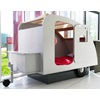 High Quality Enclosed Bed for Kids - Caravan Design