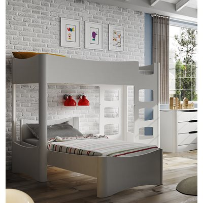 RAISED KIDS BED in Fusion Design
